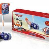 Самокат аэротачки литачки 3 колеса PVC SD0111