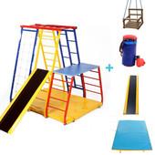 Sport Malysh VIP детский игровой спортивный комплекс, уголок для раннего развития малышей от 0 до 6