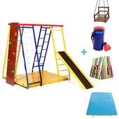 Sport Malysh VIP + Детский игровой спортивный комплекс, уголок для раннего развития малышей от 0 до