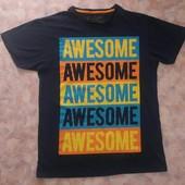 Классная мужская футболка 46-48