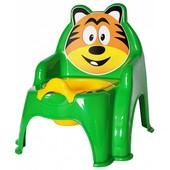 Горшок детский №1 зеленый, арт. 013317