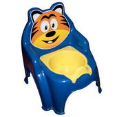 Горшок детский №1 синий, арт. 013317