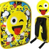 Дошкольный детский рюкзак Эмоджи Смайл