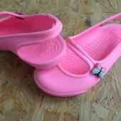 Балетки Crocs оригинал 27-28 размер