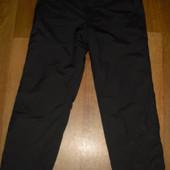 Мужские утепленные непромокаемые штаны р. 38 наш 54