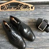 Крутые туфли-броги M&S р-р 42