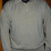 Фирменная стильная кофта свитр полувер Barisal.м-л .