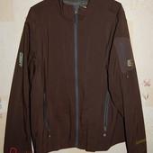 Куртка ветровка софтшелл Scott, 52 р-р