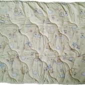 Детские зимние одеяла холофайбер и овечья шерсть Для садика - Оптовые цены