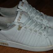 Кожаные кроссовки 37 р K.Swiss хорошее состояние