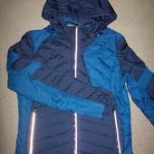 демисезонная курточка р-р 50-52