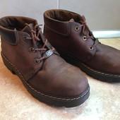 Ботинки British Knights кожа размер 39 по стельке 25,5см