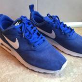 Кросовки Nike замша размер 40 по стельке 26,5см, отл.сост.