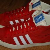 Кожаные кроссовки Adidas 39 р отличное состояние