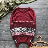 Крутой мужской свитер BooHoo р-р Л