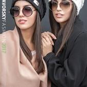 Стильная теплая шапка 191