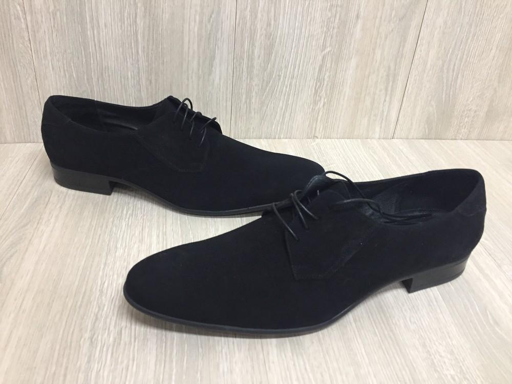 Мужские туфли Стептер г.Львов 45р. фото №1