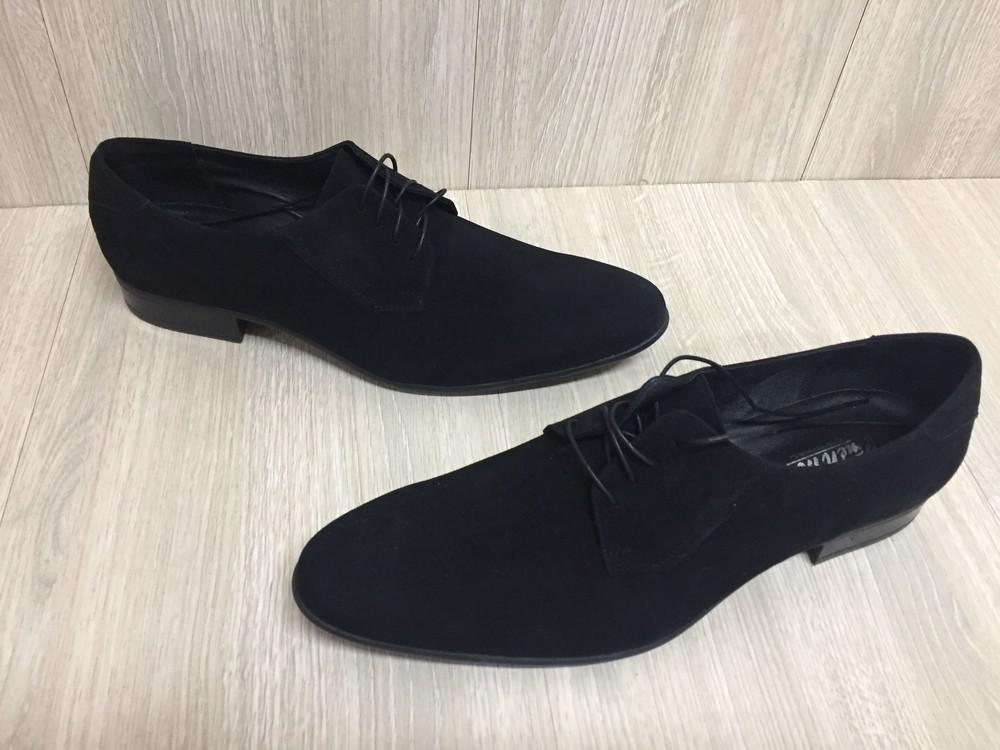Мужские туфли стептер г.львов 45р. фото №2