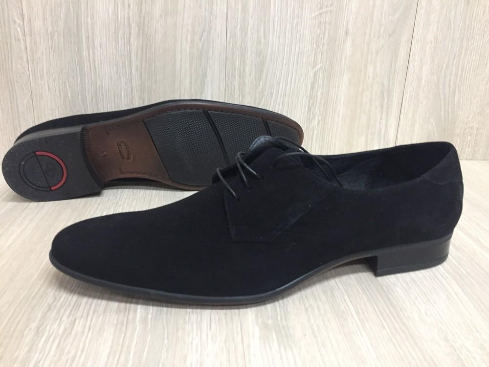 Мужские туфли стептер г.львов 45р. фото №5