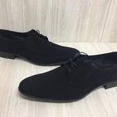 Мужские туфли Стептер г.Львов 45р.