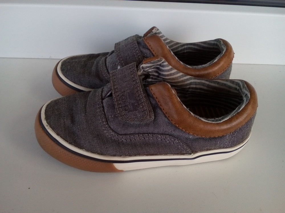 Кеды туфли Next 6 размер фото №1