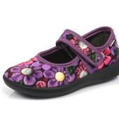 Тапочки цветы Inblu А029