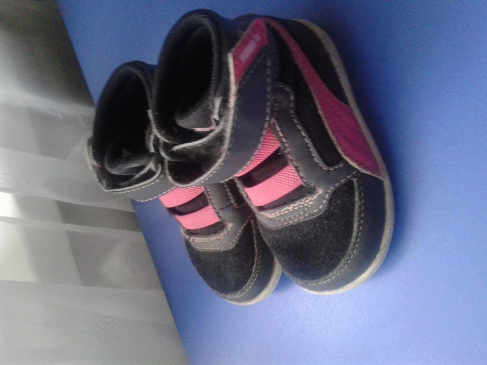 Кроссовки на девочку фото №1