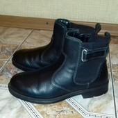 Новые оригинальные демисезонные ботинки Ecco Hidromax 37 размера