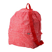 Рюкзак, красный/белый  403.304.85
