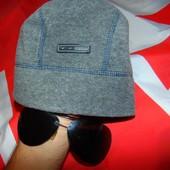 Фирименная спортивная  флисовая шапка TXSport 54-56