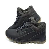 Кроссовки зимние на меху Comfort Stael 92 Black