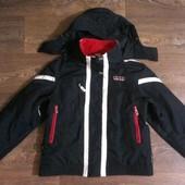 качественная лыжная термо-куртка, как новая, р.48 (М)
