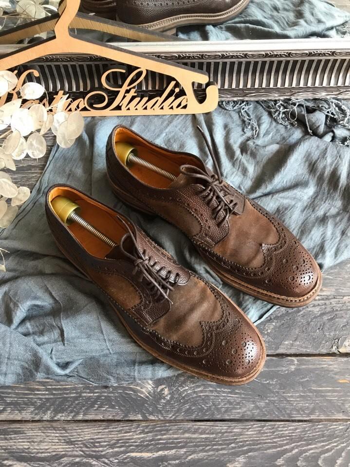 Туфли броги от Fabi Italy р-р 45-46 фото №1