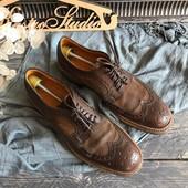 Туфли броги от Fabi Italy р-р 45-46