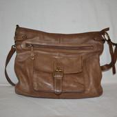 кожаная сумка Clarks