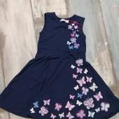 Платье M&Co 5/6 лет