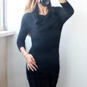 тёплое,ангоровое платье