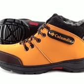 Ботинки мужские зимние - стильные и яркие (АН-369)