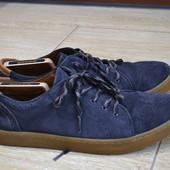 Ted Baker London туфли 45р лофферы ботинки замшевые.