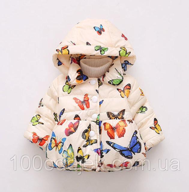 Куртка детская на девочку курточка для девочки деми куртка осенняя куртка на девочку на махре410049 фото №1