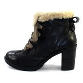 Ботинки 39 p Manas design Германия кожа оригинал зима