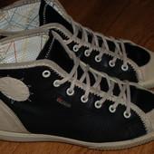 Кожаные кроссовки Ecco 37 р