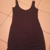 Плаття Zara, утягуюче з відкритою спинкою. Розмір хс-с.