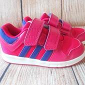 15см-24р Adidas кроссовки на девочку арт.2975