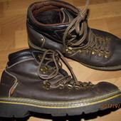 (i220)фирменные зимние ботинки 43 р Woodstone