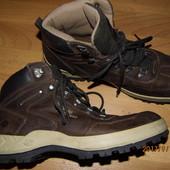 (i222)фирменные кожаные ботинки 46 р Dockers
