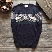 Идеальный мужской свитер с косами Topman р-р С