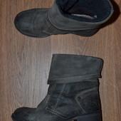 Р. 36 - 24 см. Bata. Ботинки, сапоги фирменные оригинал