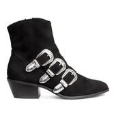 Новые ковбойские ботинки h&m