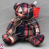 Текстильная мягкая игрушка Мишка, 20 см, 555-83